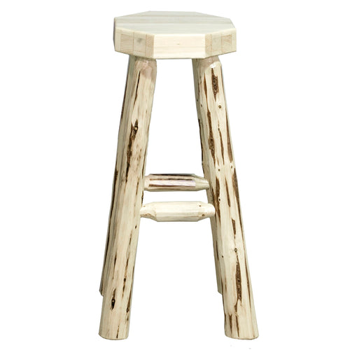 Montana Backless Rustic Bar Stool