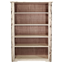 Load image into Gallery viewer, Montana Rustic Bookcase