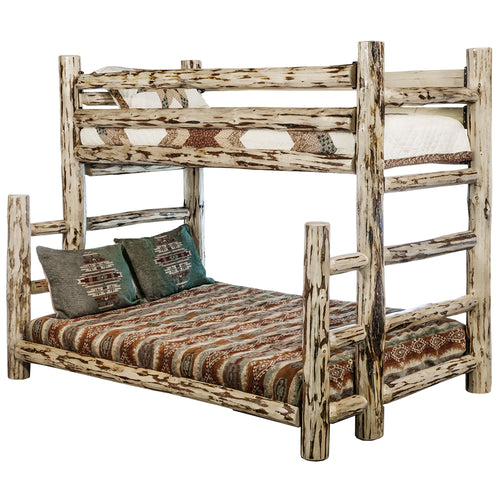 Montana Rustic Bunk Bed