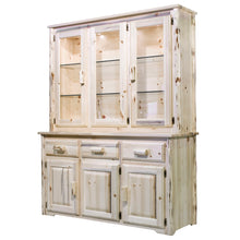 Load image into Gallery viewer, Montana Rustic China Hutch