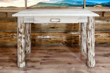 Load image into Gallery viewer, Montana Rustic Writing Desk