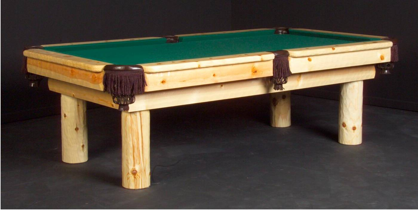 Norway Rustic Pool Table