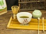 Load image into Gallery viewer, Handmade Natural Bamboo Matcha Powder Spoon