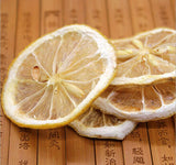 Load image into Gallery viewer, Premium Chinese Natural Dried Lemon Slice Herbal Tea VC Supplement
