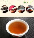 Load image into Gallery viewer, WUYI STAR 50g Tin Da Hong Pao Wu Yi Mountain Rock Oolong Black Tea