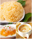 Load image into Gallery viewer, Premium Chinese Dry Snow Fungus Tremella Fuciformis Silver Ear Yin Er