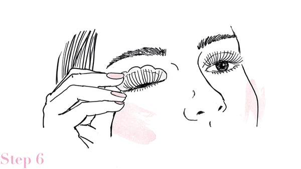 Lashlift - Step 6