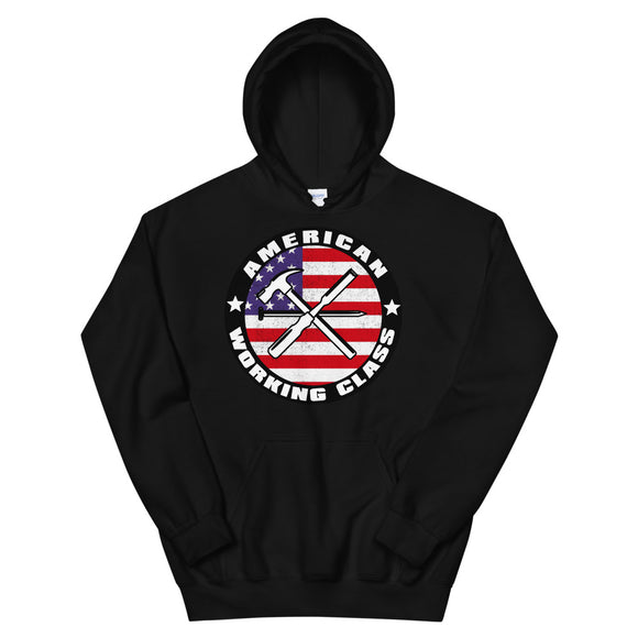 American Working Class - Hooded Sweatshirt