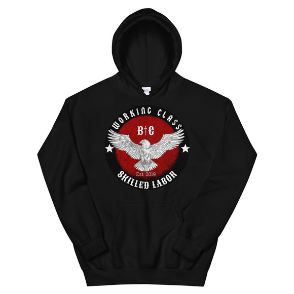 WORKING CLASS - Hooded Sweatshirt