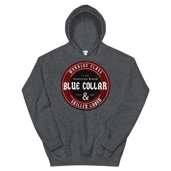 BLUE COLLAR -  RB -Hooded Sweatshirt