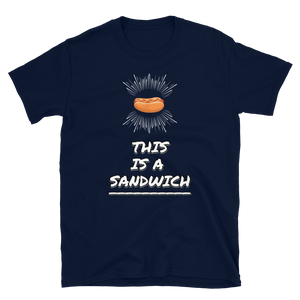 A Hotdog is a Sandwich Tee