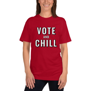 Vote and Chill Tee
