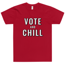 Load image into Gallery viewer, Vote and Chill Tee