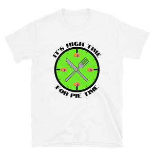It's High Time for Pie Time Tee