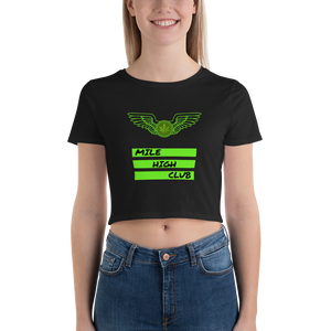 Women's Mile High Club Crop Top