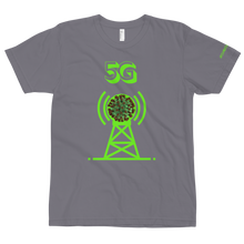 Load image into Gallery viewer, 5G COVID-19 Conspiracy Tee