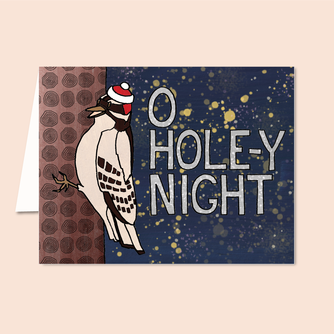 o hole-y night