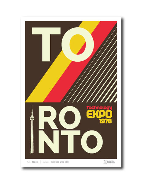 toronto technology expo 1978