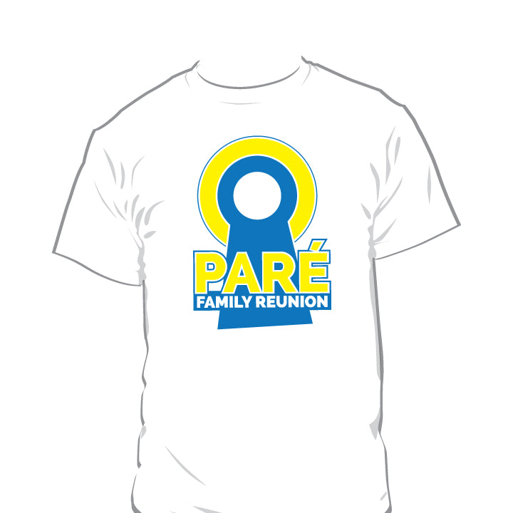 PARE Family Reunion T-Shirts