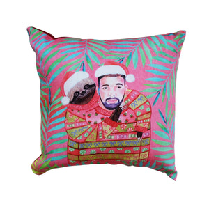 holiday edition pillow