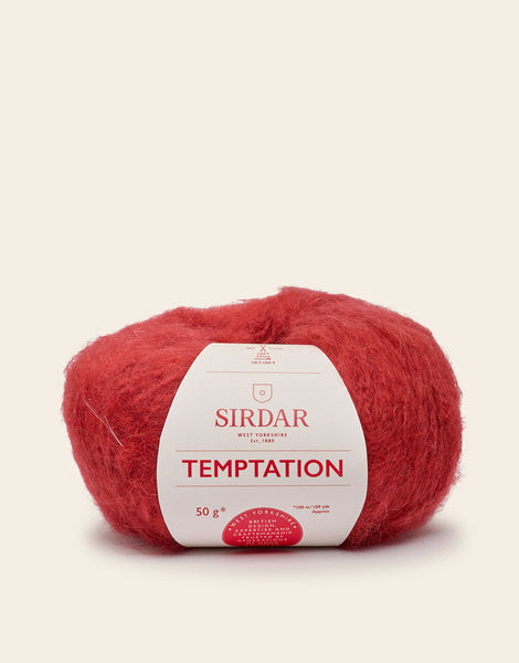 Sirdar Temptation 50g 10 Pack