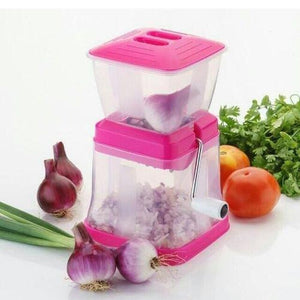 0183 _Big Onion & Chilly Cutter Vegetable Chopper (Multicolor) - mstechindia.com
