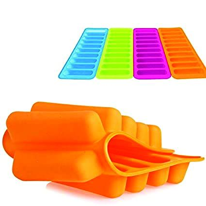 Silicone Kitkit Shape Chocolate Mould, Stick Shape ice-Cube Tray