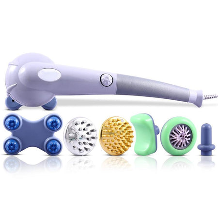 0401 Magic Massager Pain Relief & Fat Reduction Joint with 7 attachment