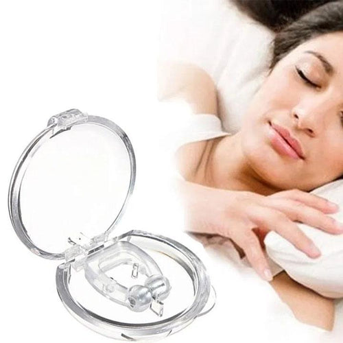 0338 Snore Free Nose Clip (Anti Snoring Device) - 1pc - mstechindia.com