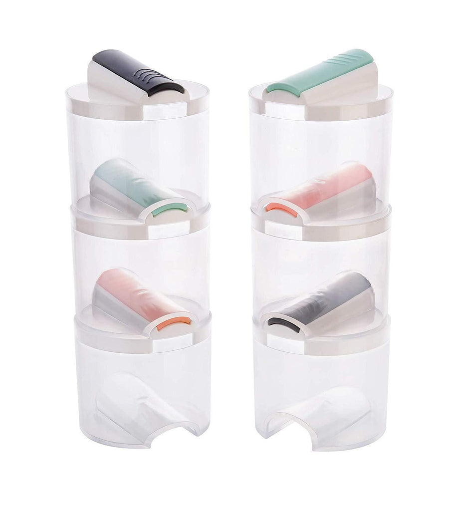 0061 Spice bottle 6pcs - mstechindia.com
