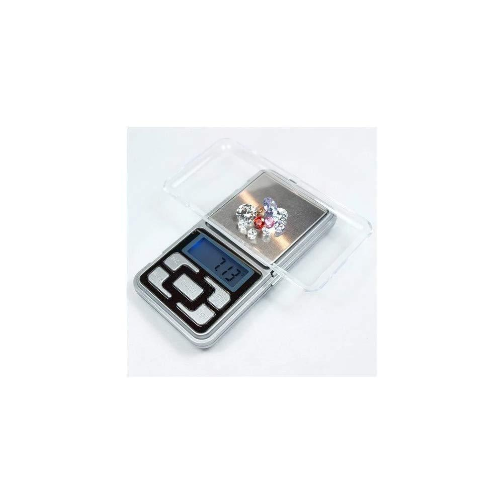 Multipurpose (MH-200) LCD Screen Digital Electronic Portable Mini Pocket Scale(Weighing Scale), 200g