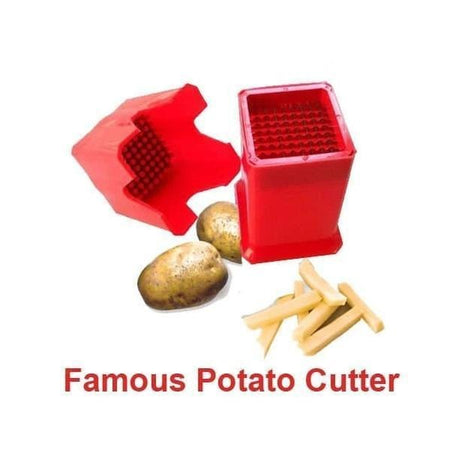 0143 Potato cutter/French Fried Cutter - mstechindia.com