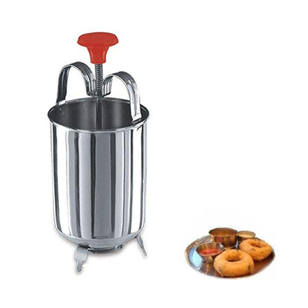 0145 Stainless Steel Medu Vada Maker - mstechindia.com