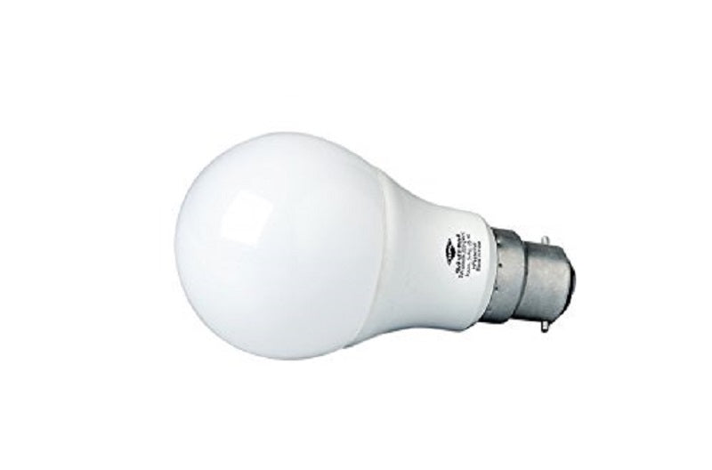HPL Base B22 7-Watt LED Bulb (Pack of 1, Cool Day Light)