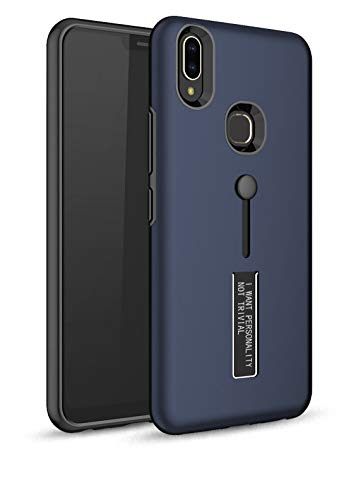 Personality Shock Proof Hybrid Armor Stand Back Cover Case for MI NOTE 7/7s/7 Pro