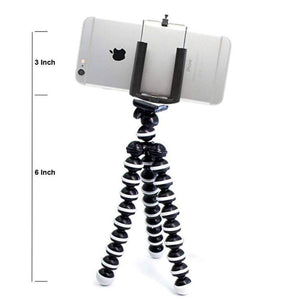 0636 Gorilla Tripod Fully Flexible Tripod (6 Inch)