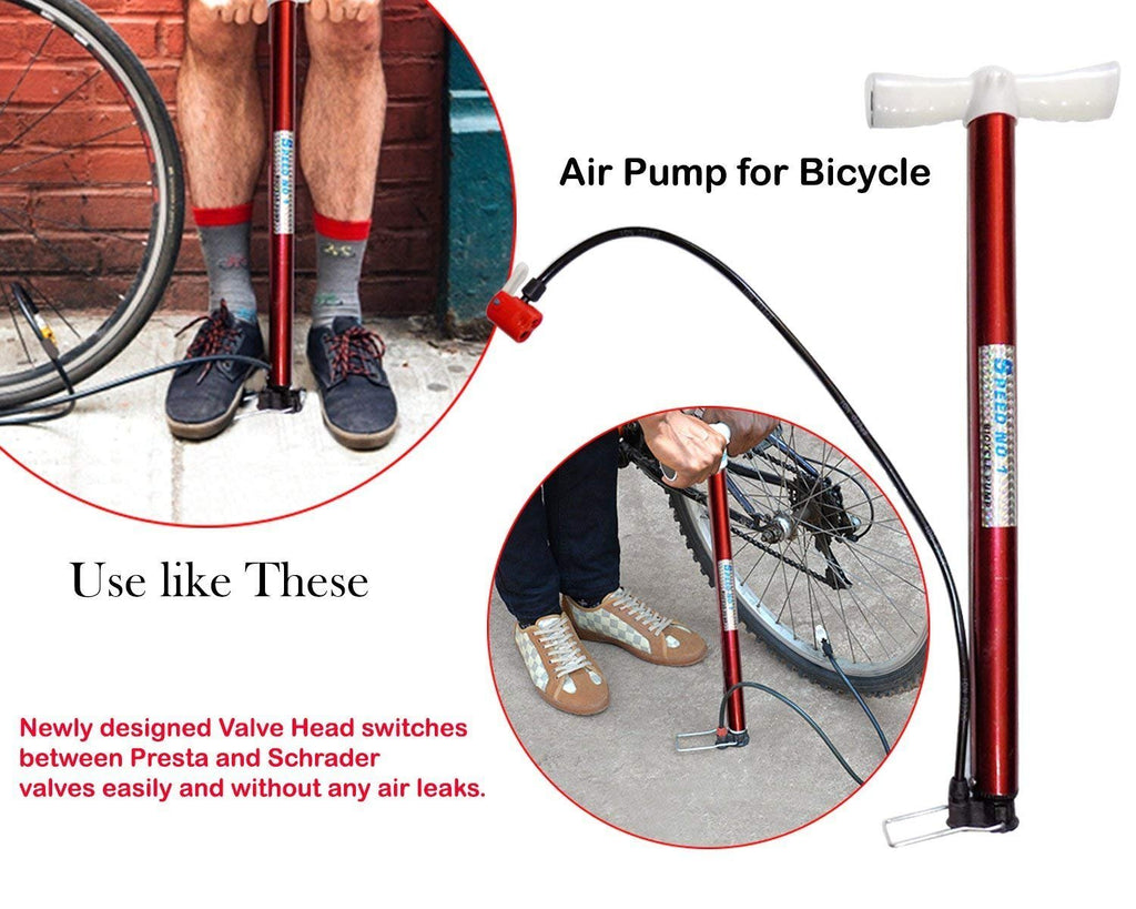 Strong Steel Air Pump