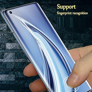 REDMI MI10 Curved UV tempered glass Screen Protector with UV Light