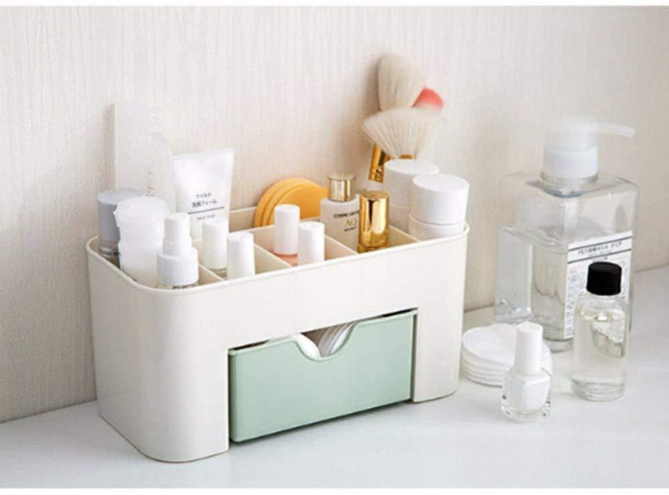 0360 Makeup Cutlery Box Girl,make up Organizer, Cutlery set box - mstechindia.com