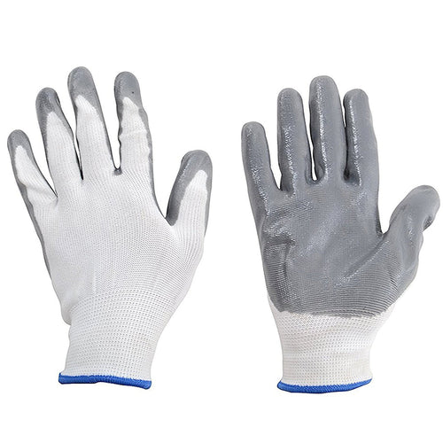 0712 Nylon Safety Hand Gloves -1 pair