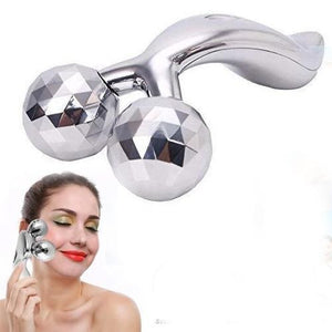 0370 -3D Roller Face Massager - mstechindia.com