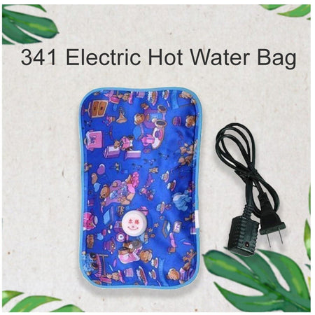 0341 Electric Hot Water Bag - mstechindia.com
