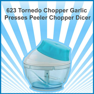 0623 Tornedo Chopper Garlic Presses Peeler Chopper Dicer