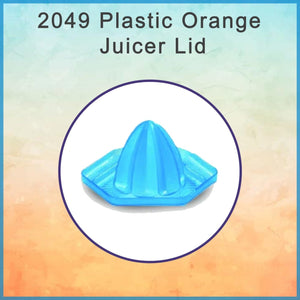 Plastic Orange Juicer Lid