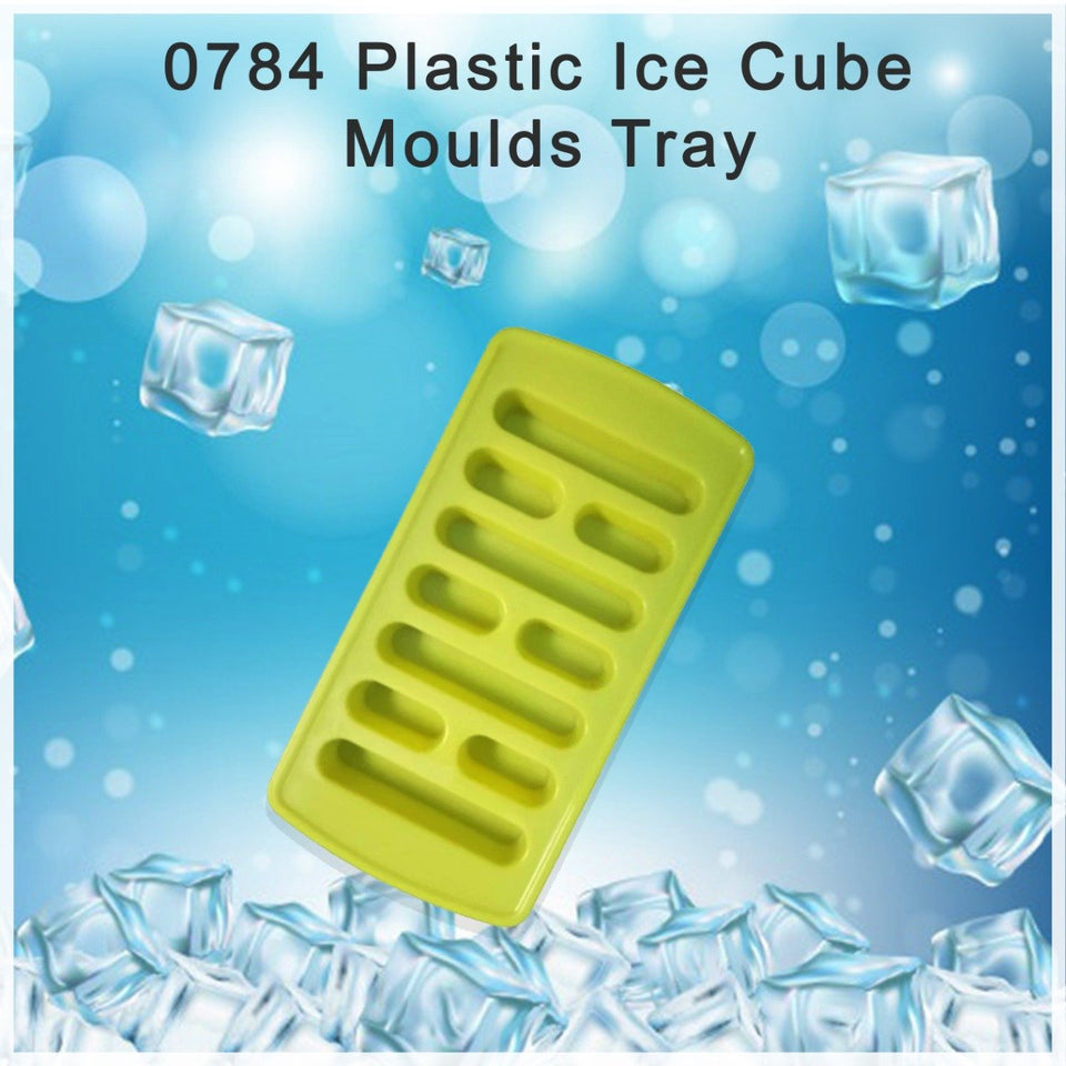 0784 Plastic Ice Cube Moulds Tray