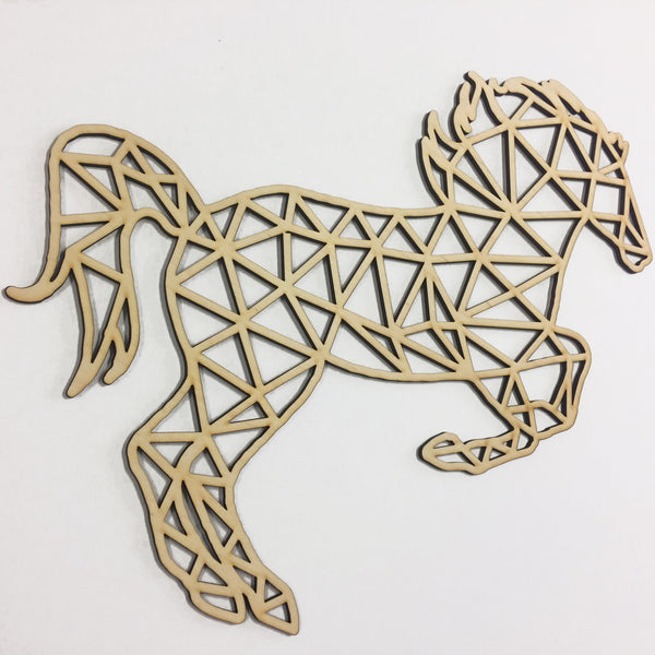 Horse single layer
