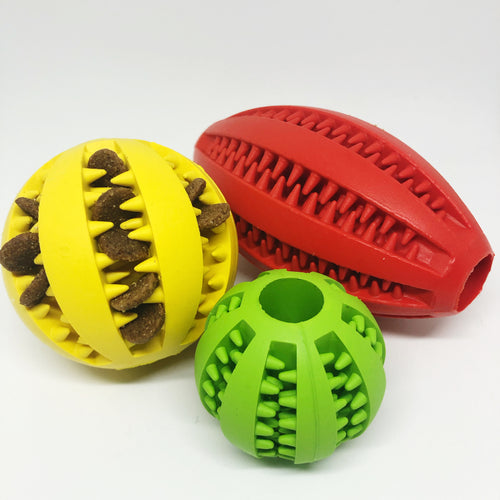 Dog Dental Chew Ball