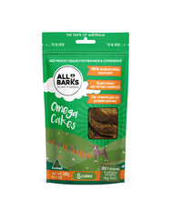 Load image into Gallery viewer, ALLBARKS Omega Cakes 130g