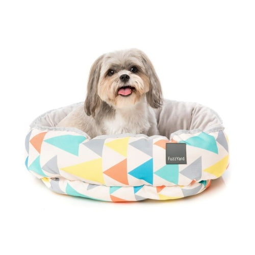 FuzzYard Denver Reversible Dog Bed - Large