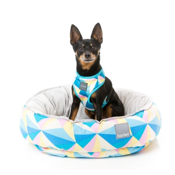 FuzzYard South Beach Reversible Dog Bed